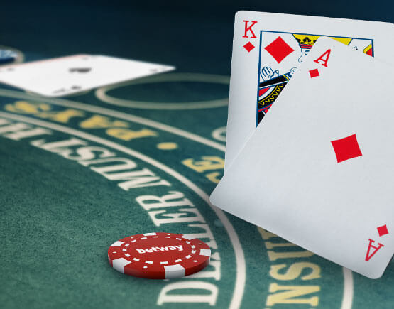 What are the types of bets available in gambling games?